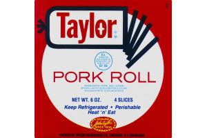 Taylor Pork Roll Slices - 4 CT