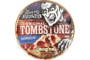 Original Tombstone Pepperoni Pizza