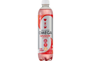 Omega Infusion Enhanced Water Fruit Punch