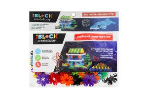Конструктор магнітний для дітей від 3років №PL-920-59 Iblock 1шт