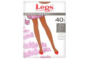 Колготки жіночі Legs Happy 40den №5 amber