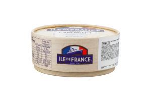 Сир 50% м'який Petit camamber Ile de France к/у 125г