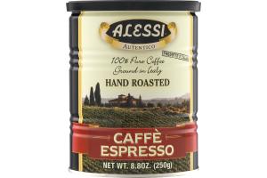 Alessi Caffe Espresso Hand Roasted