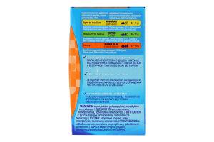 Тампони гігієнічні з аплікатором Super Plus Pearl Compak Tampax 16шт