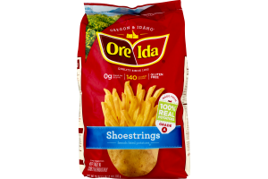 Ore-Ida French Fried Potatoes Shoestrings
