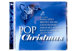 Pop Christmas CD
