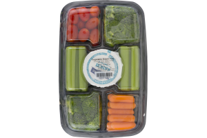 Vegetable Snack Tray