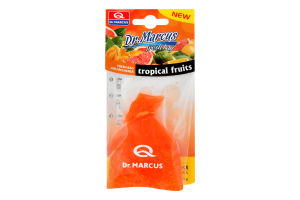 Ароматизатор Dr.Marcus Fresh Bag Tropical Fruits 20г Арт.433