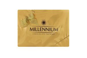 Шоколад молочний з цілим фундуком Millennium м/у 2кг