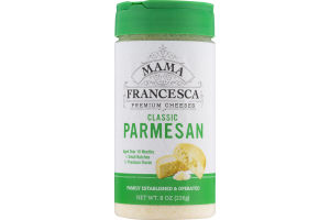 Mama Francesca Premium Cheeses Classic Parmesan