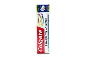 Зубная паста Pro межзубная чистка Colgate 75мл