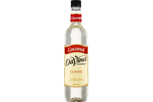 DaVinci Gourmet Classic Coconut Syrup