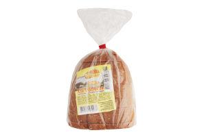 Хлеб половинка в нарезке Украинский Днепровский ХК №11 м/у 335г