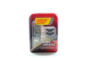 Набор для бритья Mach 3 Gillette 1шт