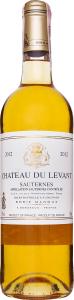 Вино Chateau de Levant Sauternes 2012
