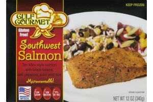 Gulf Gourmet Southwest Salmon
