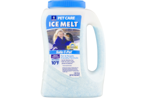 Morton Pet Care Ice Melt Safe T Pet