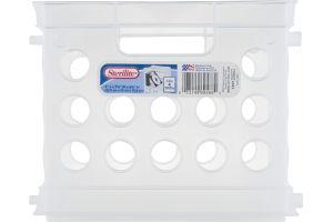 Sterilite Storage Bin Clear