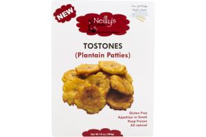 Neilly's Tostones Plantain Patties