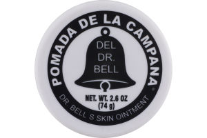 Dr. Bell's Skin Ointment Pomada De La Campana