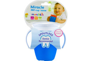 Munchkin Miracle Spoutless 360 Cup