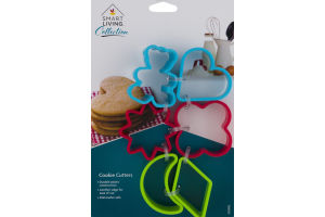 Smart Living Cookie Cutter - 6 CT