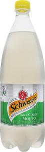 Напій безалкогольний сильногазований Classic Mojito Schweppes п/пл 1л