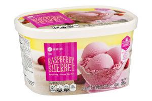 SE Grocers Raspberry Sherbet
