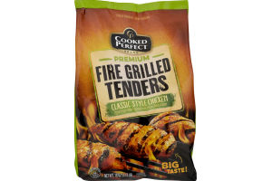 Cooked Perfect Fire Grilled Chicken Tenders Classic Style