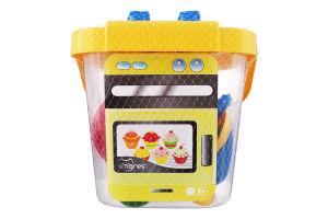 Набор посуды для детей от 12мес №39153 Ромашка Tigres 25эл