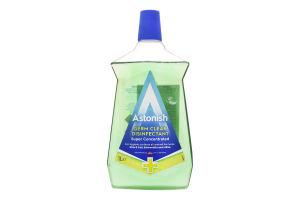 Засіб для чищення дезінфікуючий без хлору Astonish 1л