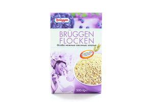 Хлопья Flocken овсяные Bruggen к/у 500г