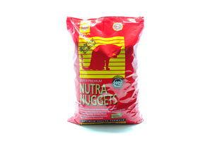 Корм Nutra Nuggets для котів з курки--овочів-риби 1кг
