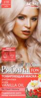 Маска тонуюча для волосся Рябина Ton Oil Mask №310 Acme Color 1шт