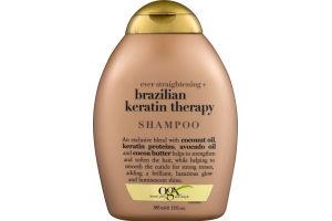 OGX Ever Straightening + Brazialn Keratin Therapy Shampoo