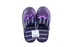Тапочки комнатные женские SKY №124049 38-39 фиолетовые