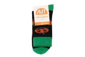Шкарпетки чоловічі Лівий&Правий №796806 р.29 (43-44) чорний