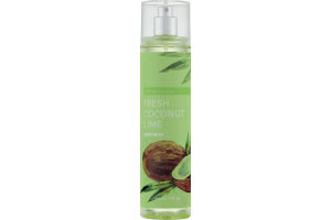 be bath escapes Fresh Coconut Lime Body Mist