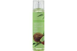 be bath escapes Fresh Coconut Lime Body Mist