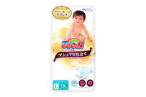 Подгузники Goo.N Super Premium L 9-14кг