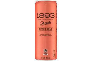 Pepsi-Cola 1893 Citrus Cola