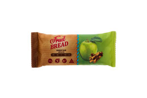 Конфеты Сладкий мир Фруктовый хлеб яблочный пирог 60г