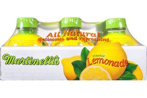 Martinelli's Classic Lemonade - 9 CT