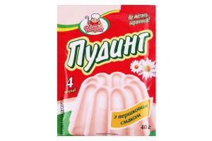 Пудинг з вершковим смаком Добрик м/у 40г