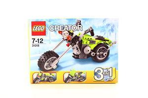 Конструктор LEGO Швидкісний мотоцикл