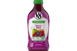V8 Berry Bliss Vegetable & Fruit Beverage
