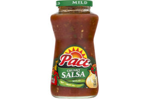 Pace Chunky Salsa Mild