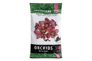 Cубстрат 6л Для орхідей Peatfield 1шт