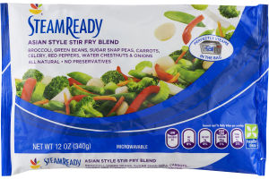 Ahold SteamReady Asian Style Stir Fry Blend