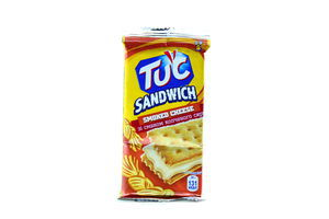 Печиво Tuc Сендвіч Крекер зі смаком копченого сиру 28г х16
